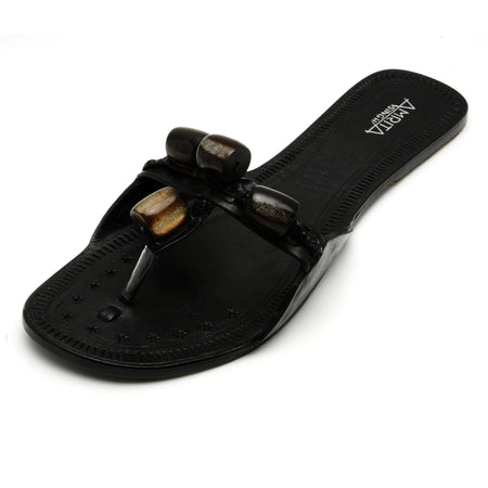 Xochi Leather Sandal