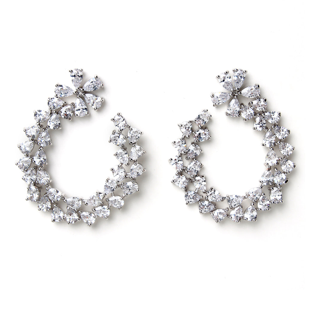 Virginia CZ Earring