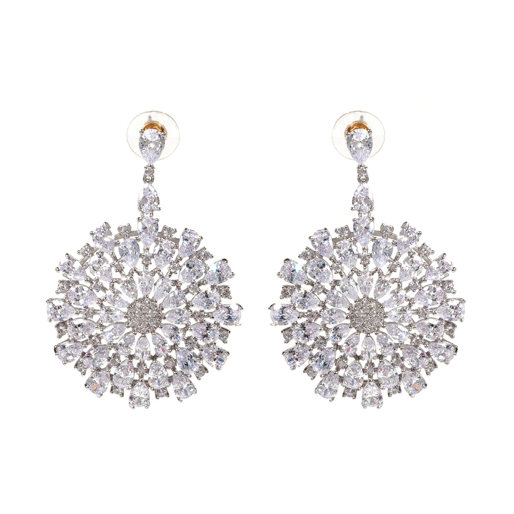 Courtney CZ Earring