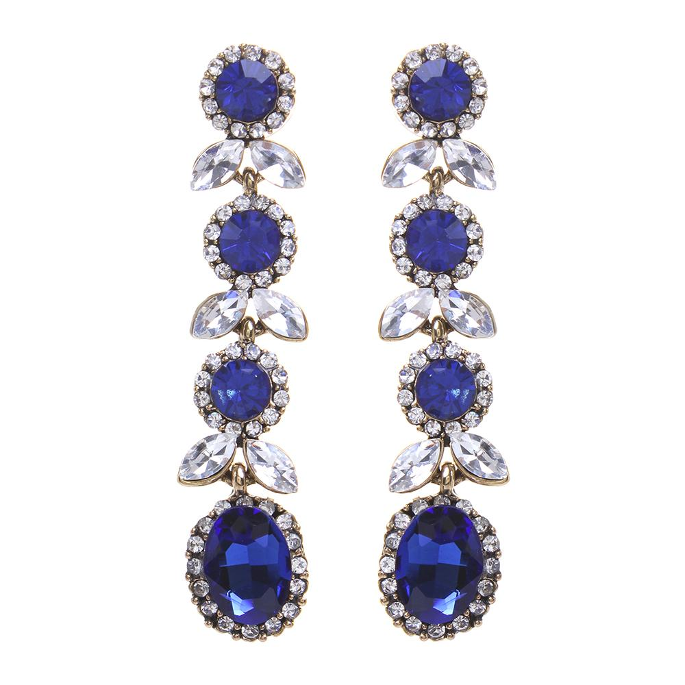 Sicilia Sapphire Tone 2-Pc Jewelry Set — $160 VALUE
