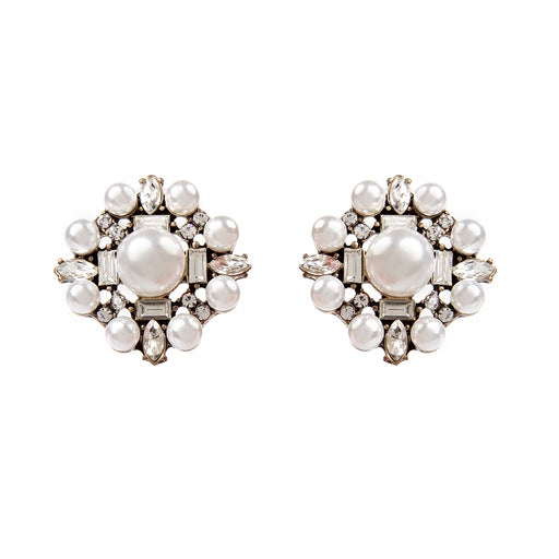 Huma Pearl Earrings