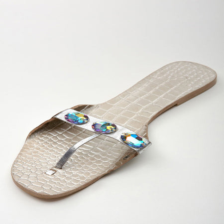 Alexandra Leather Sandal