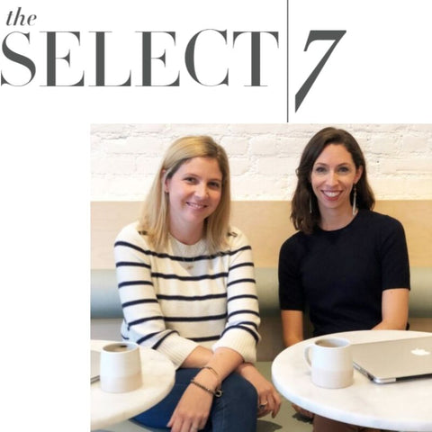Recap: Suki Mulberg Altamirano and Liz Anthony featured on The Select 7