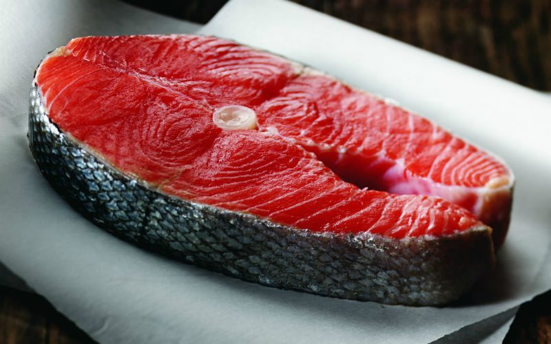 Alaskan King Salmon - 1 lb