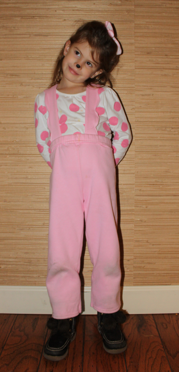 The light pink color was key to making this outfit look perfect. While visiting my parents we took a trip to Wal-mart and found the perfect pair of ...  sc 1 st  Love Jac & Berenstain Bear Family Halloween Costume u2013 Love Jac