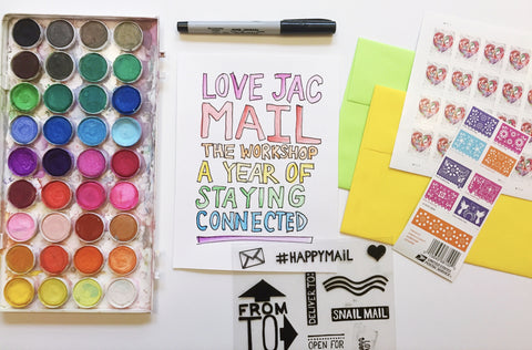 Love Jac Mail: The Workshop