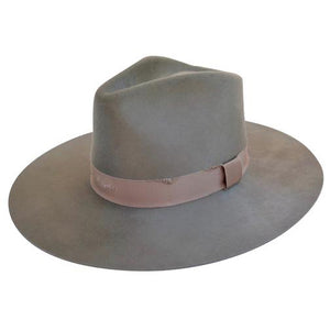 Verona Fedora in Mink by Lovely Bird