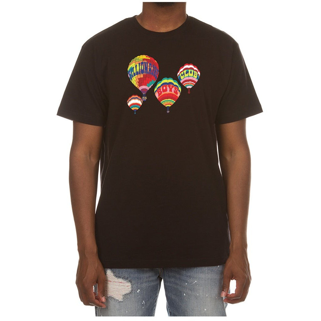 BBC Black BB Hot Air SS Tee (801-6203)