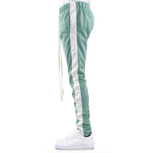EPTM Mint Track Pants w/White Stripe