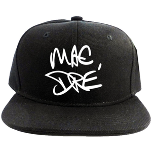 Thizz Nation Mac Dre Snap Back in Black