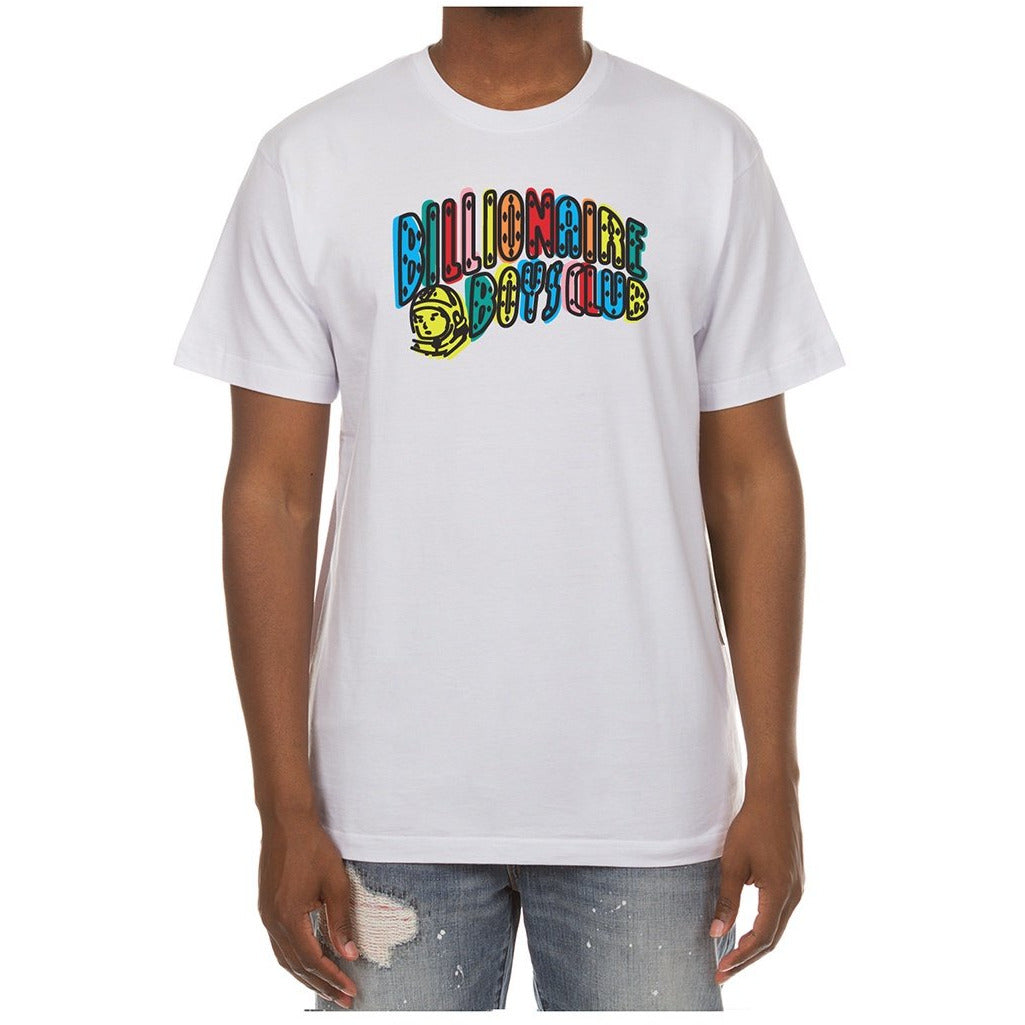 BBC White BB Off Registration SS Tee (801-6208)