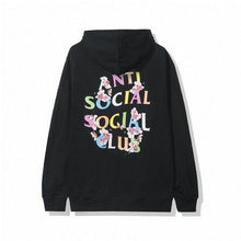 Load image into Gallery viewer, Anti Social Social Club Frantic Hoodie (FW19) - Black