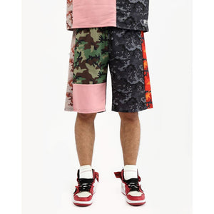 Hudson Camo Mash Pocket Shorts