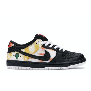 Nike SB Dunk Low - Raygun Tie-Dye Black