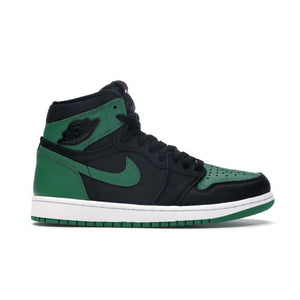 Jordan 1 Retro High - Pine Green Black