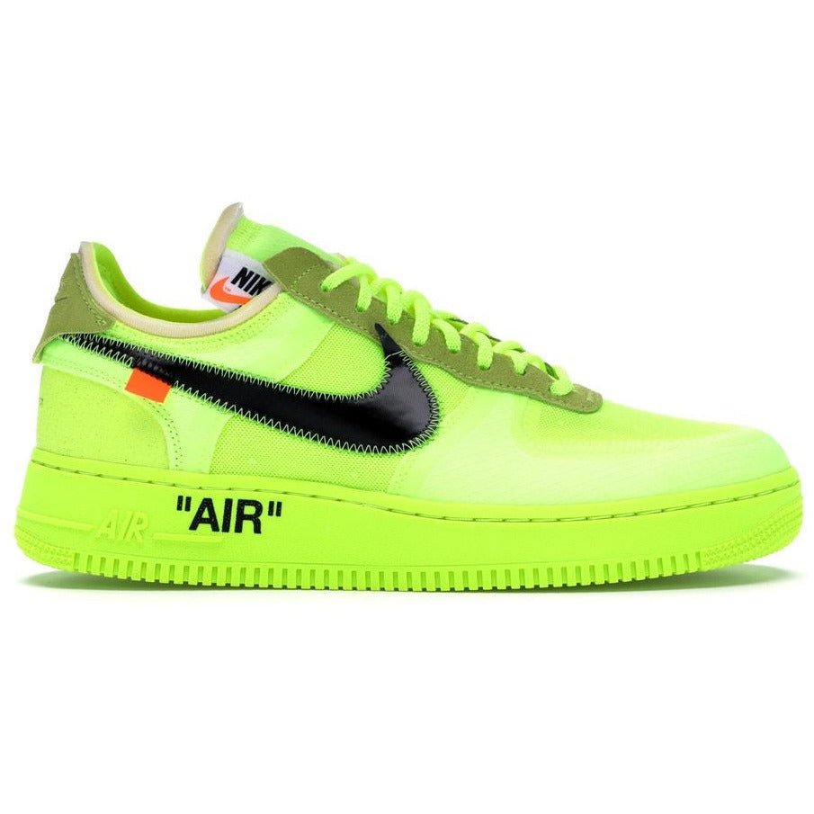 Nike Air Force 1 Low Off-White - Volt