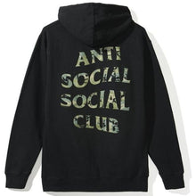 Load image into Gallery viewer, Anti Social Social Club Woody Hoodie - Black/Camo