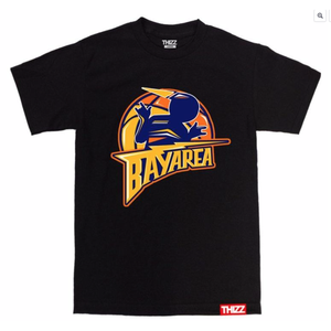 THIZZ Nation  Bay Area Warriors Tee