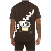 Load image into Gallery viewer, Ice Cream Black Clock SS Tee (401-4200)