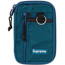 Load image into Gallery viewer, Supreme Small Zip Pouch - Dark Teal