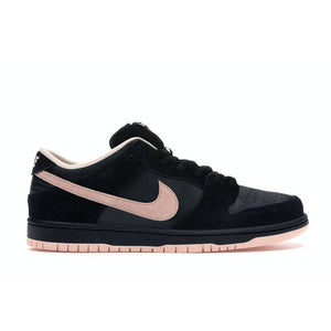 Nike SB Dunk Low - Black Washed Coral