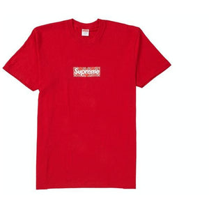 Supreme Bandana Box Logo Tee - Red