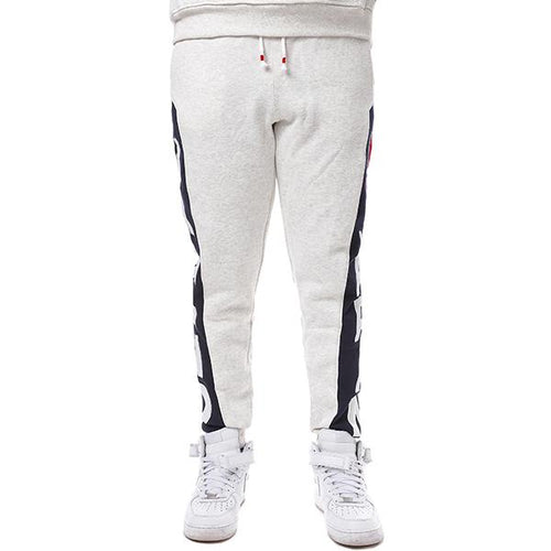 Iro-Ochi Nagano Heather Grey Joggers
