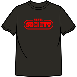 "Fresh Society ""FS Gamer"" Black Tee"