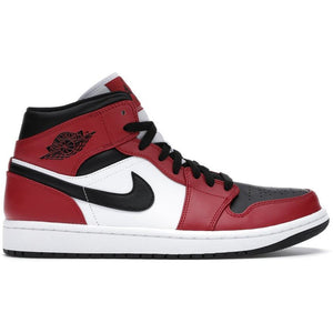 Jordan 1 Mid - Chicago Toe