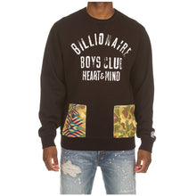Load image into Gallery viewer, BBC Black BB Athletic Crewneck (801-1303)