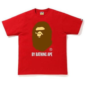BAPE By Bathing Ape Tee (SS20) - Red