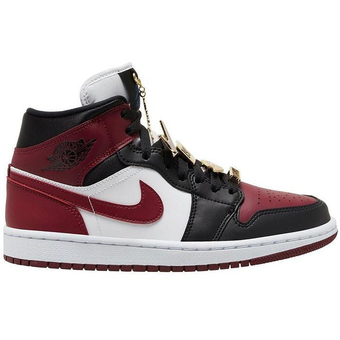 Jordan 1 Mid - SE Black Dark Beetroot (W)