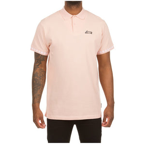 Ice Cream Staple SS Rose Smoke Polo (401-6308)