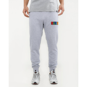 "Hudson ""Savage"" Grey Joggers"