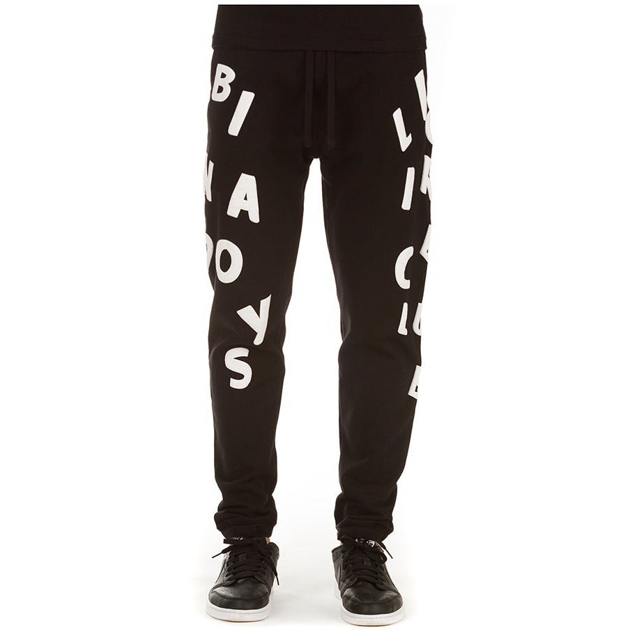 BBC Black BB Fields Joggers (801-8103)