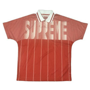 Supreme Soccer Polo - Red