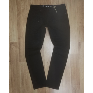 Kilogram Black Biker Jeans w/No Rips