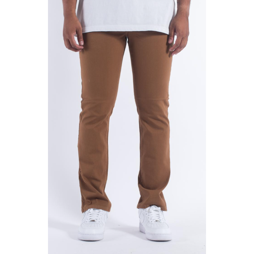 BlackWood Tobacco Dark Khaki Jeans
