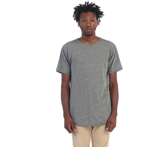 EPTM Plain Long Grey Tees
