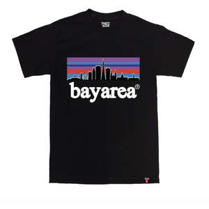 Thizz Nation Bay Area Patagonia Tee