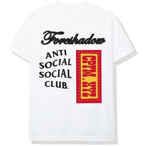 Anti Social Social Club x CPFM Tee - White