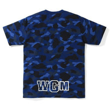 Load image into Gallery viewer, BAPE Color Camo Shark Tee - Blue