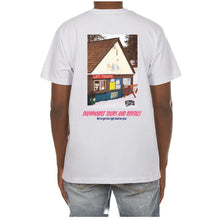 Load image into Gallery viewer, BBC White BB Mobile SS Tee (801-9204)
