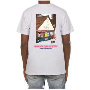 BBC White BB Mobile SS Tee (801-9204)