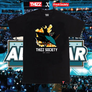 THIZZ Nation x Fresh Society Tees