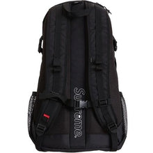 Load image into Gallery viewer, Supreme Backpack (SS20) - Black