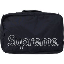 Load image into Gallery viewer, Supreme Duffle Bag (FW19) - Black