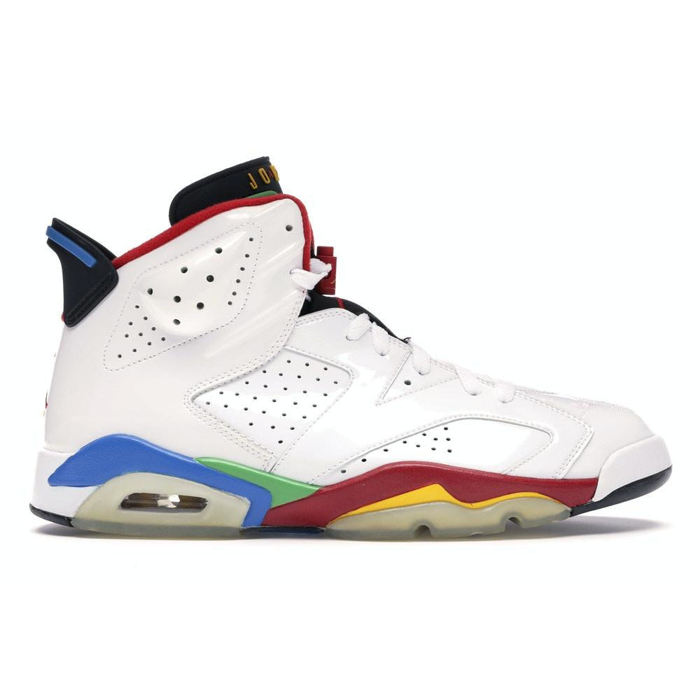Jordan 6 Retro - Olympic Flag Beijing