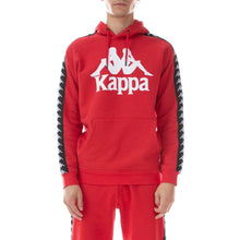 Load image into Gallery viewer, Kappa Red/Black Authentic Hurtado Hoodie (303WH20-968)