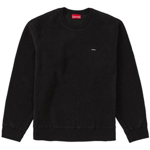 Supreme Polartec Small Box Crewneck - Black